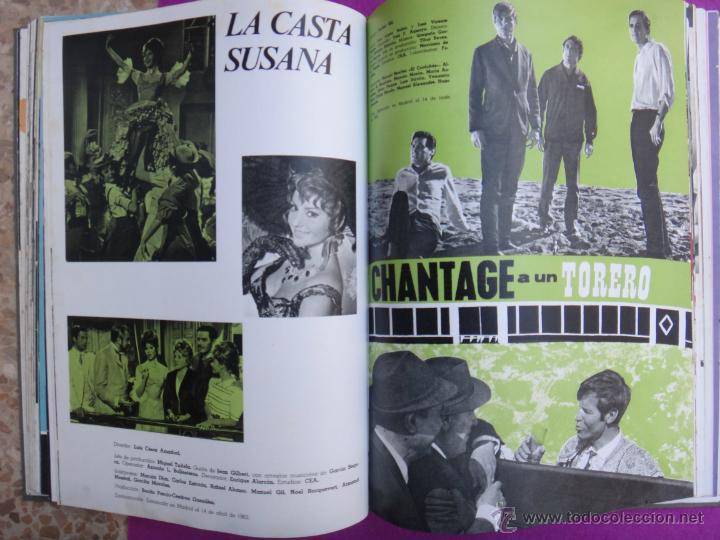 Cine: ESPECTACULAR LIBRO, GUIA , GUIAS CINE , CESAREO GONZALEZ, SUEVIA FILMS, 1940 1965 , VER FOTOS - Foto 16 - 40367554