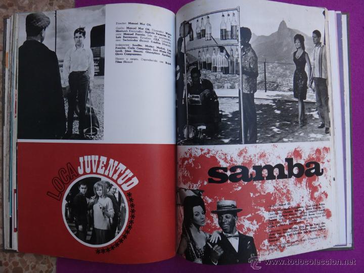 Cine: ESPECTACULAR LIBRO, GUIA , GUIAS CINE , CESAREO GONZALEZ, SUEVIA FILMS, 1940 1965 , VER FOTOS - Foto 18 - 40367554