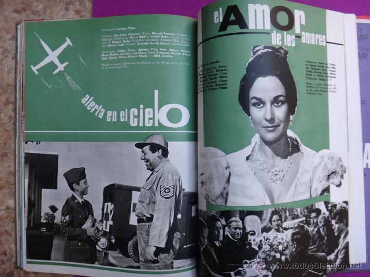 Cine: ESPECTACULAR LIBRO, GUIA , GUIAS CINE , CESAREO GONZALEZ, SUEVIA FILMS, 1940 1965 , VER FOTOS - Foto 20 - 40367554