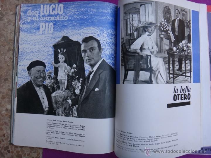 Cine: ESPECTACULAR LIBRO, GUIA , GUIAS CINE , CESAREO GONZALEZ, SUEVIA FILMS, 1940 1965 , VER FOTOS - Foto 22 - 40367554