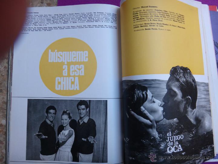 Cine: ESPECTACULAR LIBRO, GUIA , GUIAS CINE , CESAREO GONZALEZ, SUEVIA FILMS, 1940 1965 , VER FOTOS - Foto 23 - 40367554