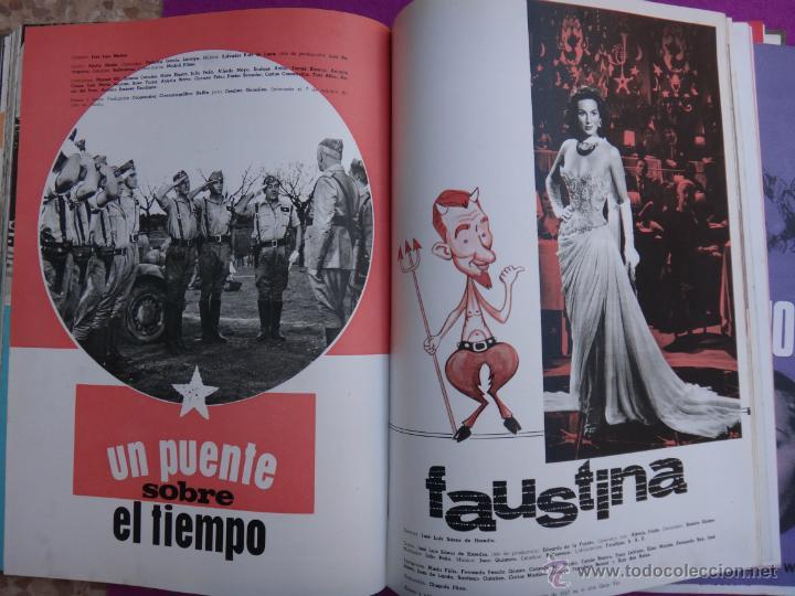 Cine: ESPECTACULAR LIBRO, GUIA , GUIAS CINE , CESAREO GONZALEZ, SUEVIA FILMS, 1940 1965 , VER FOTOS - Foto 24 - 40367554