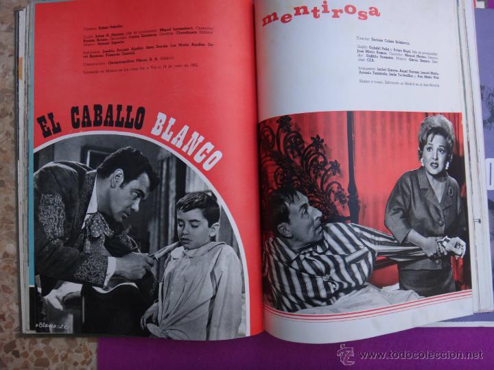 Cine: ESPECTACULAR LIBRO, GUIA , GUIAS CINE , CESAREO GONZALEZ, SUEVIA FILMS, 1940 1965 , VER FOTOS - Foto 25 - 40367554