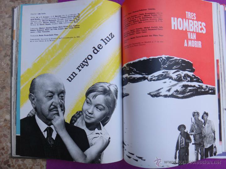 Cine: ESPECTACULAR LIBRO, GUIA , GUIAS CINE , CESAREO GONZALEZ, SUEVIA FILMS, 1940 1965 , VER FOTOS - Foto 26 - 40367554