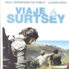 Cine: VIAJE A SURTSEY. GUIA ORIGINAL ESTRENO.. Lote 40934363