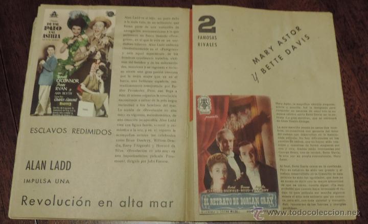 Cine: CATALOGO CON LAS PELICULAS ESTRENADAS EN EL GRAN TEATRO CINE ORTEGA, CINE PROYECCIONES DE PALENCIA, - Foto 5 - 41585593
