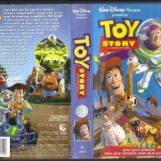 Cinema: CARÁTULA DE VHS - TOY STORY - JUGUETES. Lote 42551073