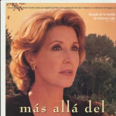 Cine: MÁS ALLÁ DEL JARDÍN. GUÍA.. Lote 43257977