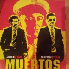 Cine: MUERTOS COMUNES. GUIA PUBLICITARIA.. Lote 44373866
