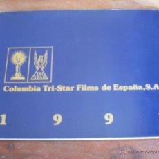 Cine: LISTA DE MATERIAL COLUMBIA TRI-STAR AÑO 1991 . Lote 44376592