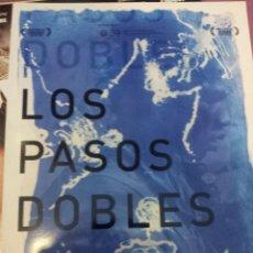 Cine: LOS PASOS DOBLES. GUIA PUBLICITARIA.. Lote 44685605