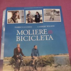 Cine: MOLIERE EN BICICLETA. GUIA PUBLICITARIA.. Lote 44685616