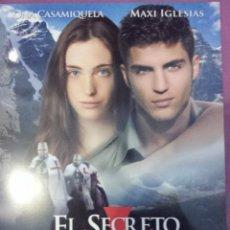 Cine: EL SECRETO DE LOS 24 ESCALONES. GUIA PUBLICITARIA.. Lote 44685630