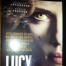 Cine: LUCY. GUIA PUBLICITARIA.. Lote 44809450