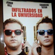 Cine: INFILTRADOS EN LA UNIVERSIDAD. GUIA PUBLICITARIA.. Lote 44809480