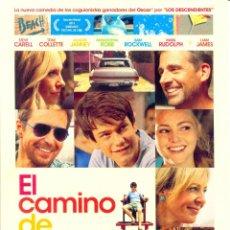 Cine: EL CAMINO DE VUELTA. GUIA ORIGINAL ESTRENO.. Lote 45566866