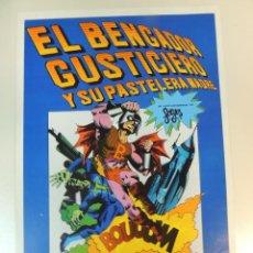 Cine: EL BENGADOR JUSTICIERO Y SU PASTELERA MADRE - GUIA PUBLICITARIA ORIGINAL MARIA LUISA SAN JOSE. Lote 46154338