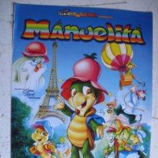 Cine: MANUELITA 10 GUIAS A ELEGIR 25€ EUROS . 100 GUIAS 130€ . Lote 46293806