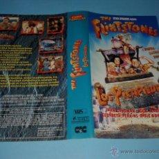 Cinema: CARATULA DE VHS - LOS PICAPIEDRA. Lote 46447188