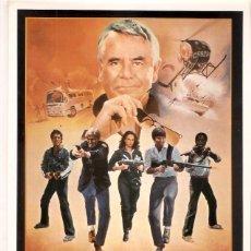 Cine: GUIA PUBLICITARIA PELICULA EL DIA DE LOS ASESINOS. Lote 46643309