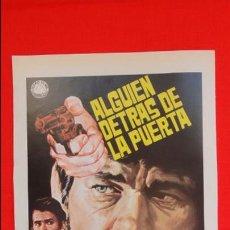 Cine: ALGUIEN DETRAS DE LA PUERTA, GUÍA SENCILLA, JANO, CHARLES BRONSON ANTHONY PERKINS. Lote 47269863