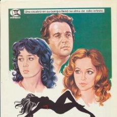 Cine: LACICATRIZ. GUÍA DE SUEVIA FILMS.. Lote 47296691