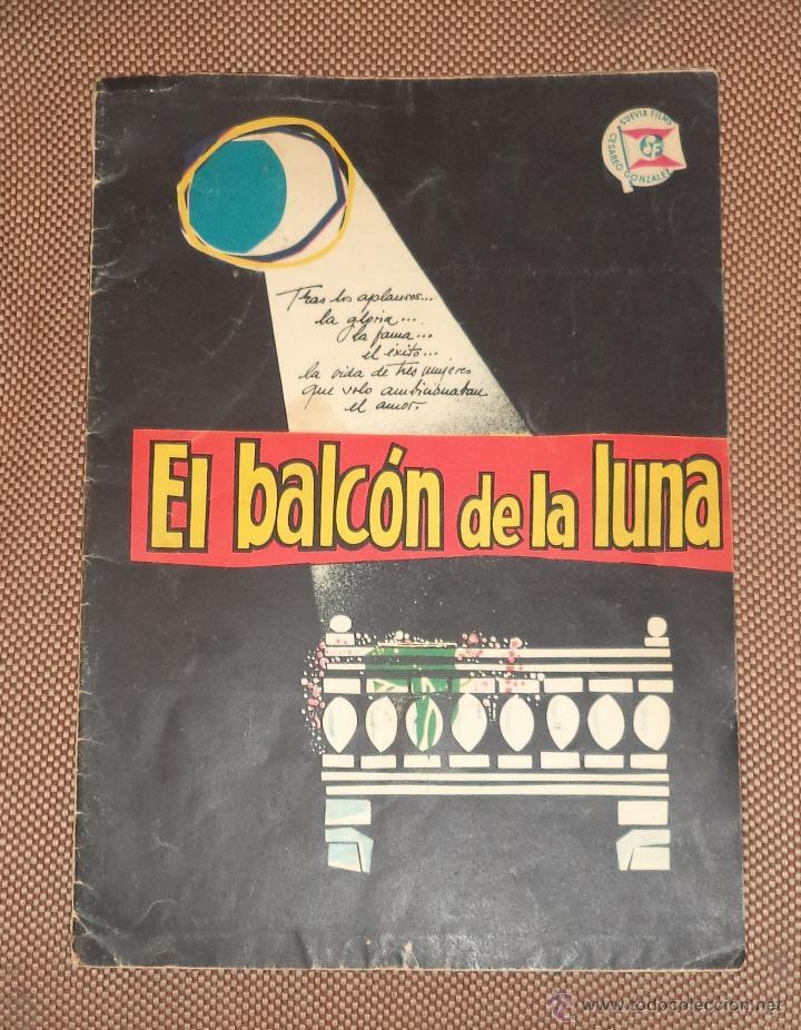 Guia de cine pelicula el balcon de la luna ca comprar - El balcon de la luna ...