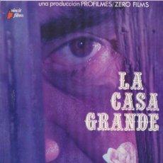 Cine: LA CASA GRANDE. GUÍA.. Lote 47348830