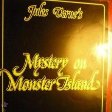 Cine: GUIA 8 PAG.MISTERIO EN LA ISLA DE LOS MONSTRUOS-PETER CUSHING-- BB. Lote 47868802