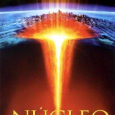Cine: EL NUCLEO (GUIA ORIGINAL 4 PAGINAS CON FOTOS). Lote 94600528
