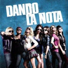 Cine: DANDO LA NOTA GUA ORIGINAL DOBLE DEL ESTRENO DE LA PELICULA. Lote 49463659
