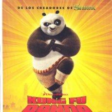 Cine: KUNG FU PANDA 2. GUIA ORIGINAL ESTRENO.. Lote 49871979