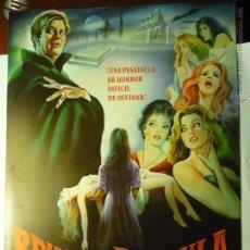 Cine: GUIA BRIDES OF DRACULA- LAS NOVIAS DE DRACULA.- PETER CUSHING. Lote 49896451