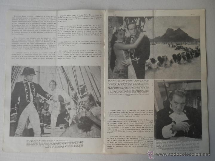 Cine: REBELION A BORDO - GUIA - MARLON BRANDO / RICHARD HARRIS - VER FOTOS ADICIONALES - Foto 4 - 50044876