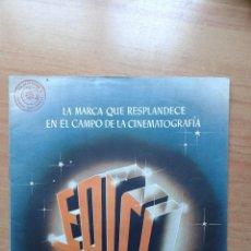 Cine: LISTA DE MATERIAL EDICI PARA 1946-47. Lote 50497957