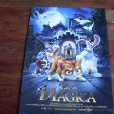 Cine: LA CASA MAGICA - ANIMACION - GUIA ORIGINAL VERCINE AÑO 2013. Lote 50891932