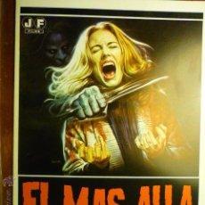 Cine: GUIA DOBLE DE TERROR EL MAS ALLA .-. Lote 51380591