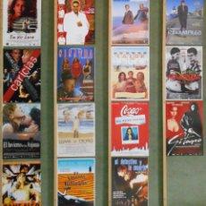 Cine: G5831 CINE ESPAÑOL COLECCION DE 31 GUIAS ORIGINALES ESPAÑOLAS. Lote 51933336