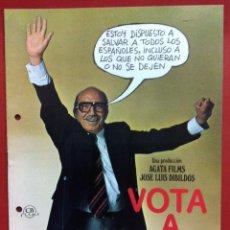 Cine: VOTA A GUNDISALVO . ANTONIO FERRANDIS. Lote 52895697