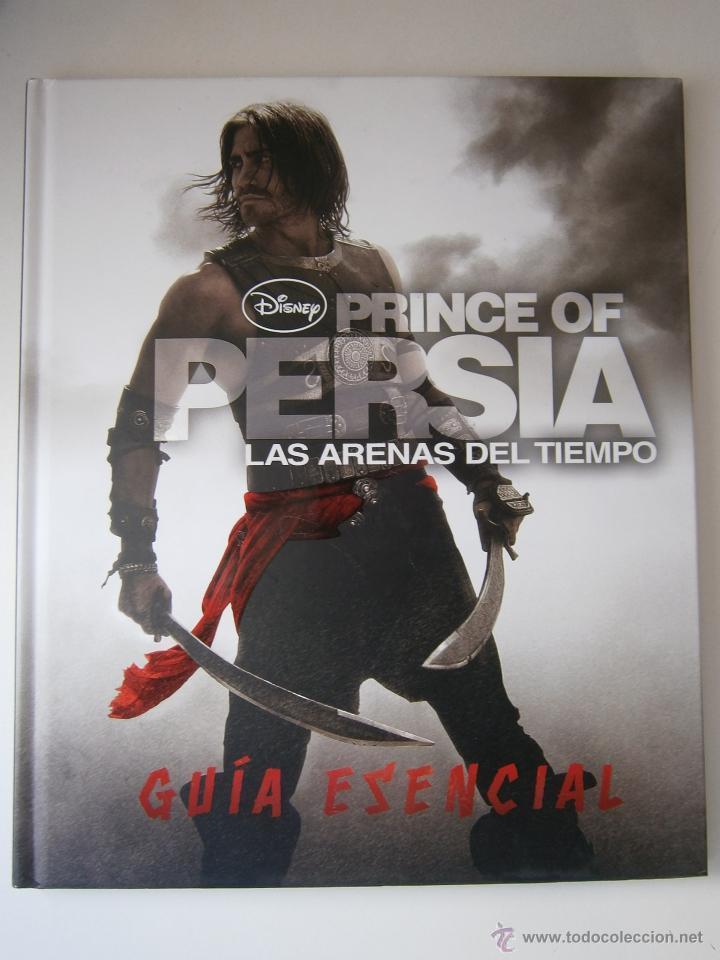 Cine: EL PRINCIPE DE PERSIA PRINCE OF PERSIA LAS ARENAS DEL TIEMPO GUIA ESENCIAL Disney 2010 - Foto 5 - 54541944