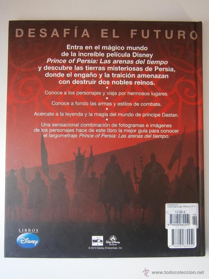Cine: EL PRINCIPE DE PERSIA PRINCE OF PERSIA LAS ARENAS DEL TIEMPO GUIA ESENCIAL Disney 2010 - Foto 6 - 54541944