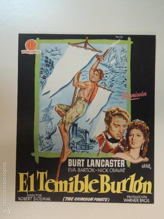 Cine: Catalogo hispamex films 1ª lista temporada 1955 1956 con 9 guias publicitarias originales - Foto 2 - 55946105