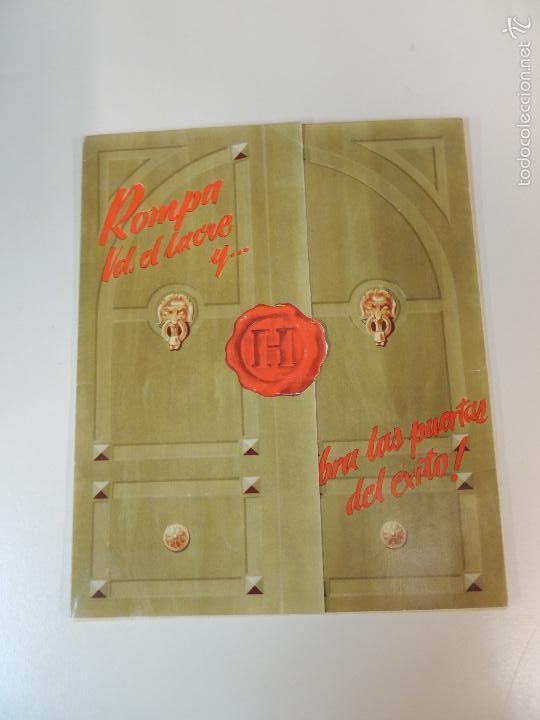Cine: Catalogo hispamex films 1ª lista temporada 1955 1956 con 9 guias publicitarias originales - Foto 9 - 55946105