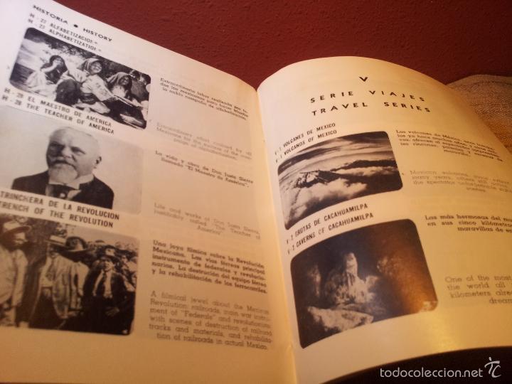 Cine: BOLETIN CINEMATOGRAFICO LUCERNA Nº 90 -MEXICO 1953--CABLE E.M.A.S.A -PELICULAS MEXICANAS - Foto 6 - 56490326