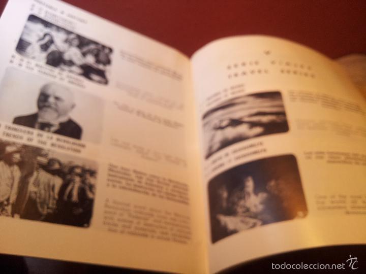 Cine: BOLETIN CINEMATOGRAFICO LUCERNA Nº 90 -MEXICO 1953--CABLE E.M.A.S.A -PELICULAS MEXICANAS - Foto 7 - 56490326
