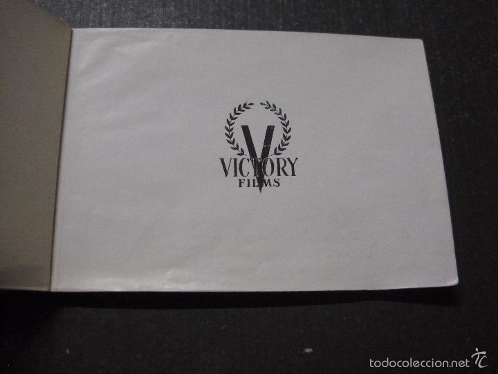 Cine: LUCES DE BROADWAY - VICTORY FILMS - LIBRO PUBLICITARIO CON 25 FOTOGRAFIAS - VER FOTOS - (V-5650) - Foto 4 - 56919600