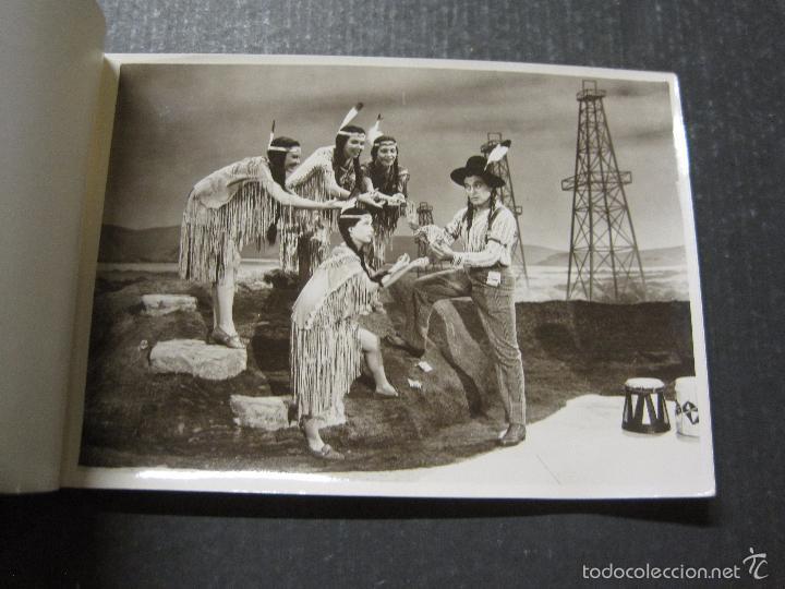 Cine: LUCES DE BROADWAY - VICTORY FILMS - LIBRO PUBLICITARIO CON 25 FOTOGRAFIAS - VER FOTOS - (V-5650) - Foto 5 - 56919600