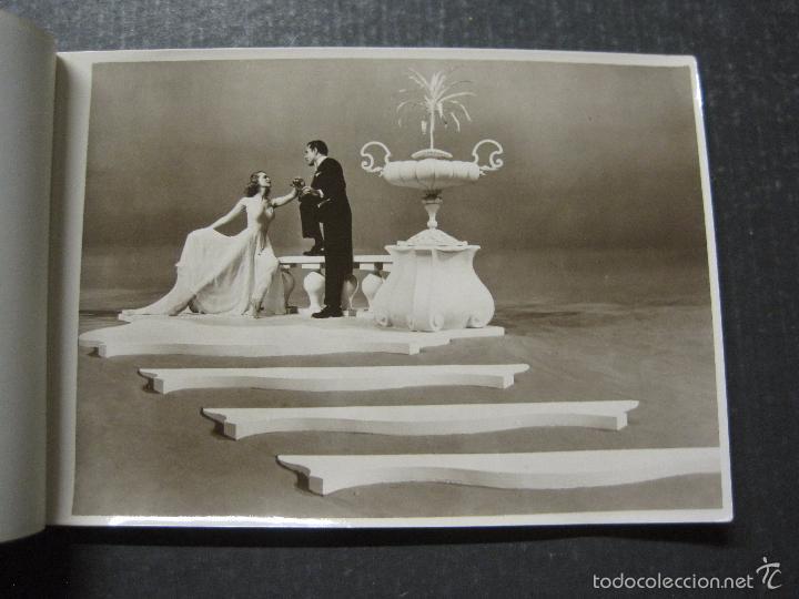 Cine: LUCES DE BROADWAY - VICTORY FILMS - LIBRO PUBLICITARIO CON 25 FOTOGRAFIAS - VER FOTOS - (V-5650) - Foto 7 - 56919600
