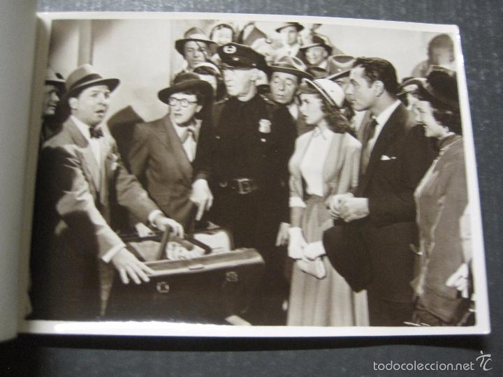 Cine: LUCES DE BROADWAY - VICTORY FILMS - LIBRO PUBLICITARIO CON 25 FOTOGRAFIAS - VER FOTOS - (V-5650) - Foto 11 - 56919600
