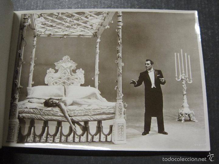 Cine: LUCES DE BROADWAY - VICTORY FILMS - LIBRO PUBLICITARIO CON 25 FOTOGRAFIAS - VER FOTOS - (V-5650) - Foto 12 - 56919600